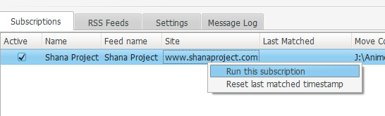 Shana Project